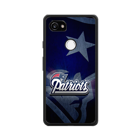 New England Patriots Google Pixel 2 XL Case | Frostedcase