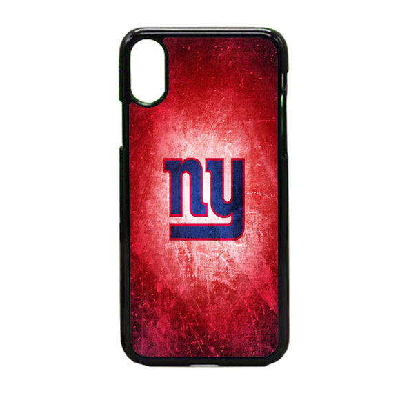 New York Giants Logo iPhone XS Max Case | Frostedcase