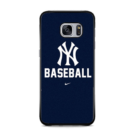 New York Yankees Baseball Samsung Galaxy S7 Case | Frostedcase