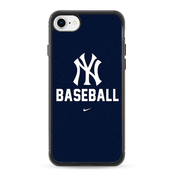 New York Yankees Baseball iPhone 8 Case | Frostedcase