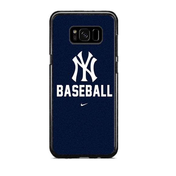 New York Yankees Baseball Samsung Galaxy S8 Plus Case| Frostedcase