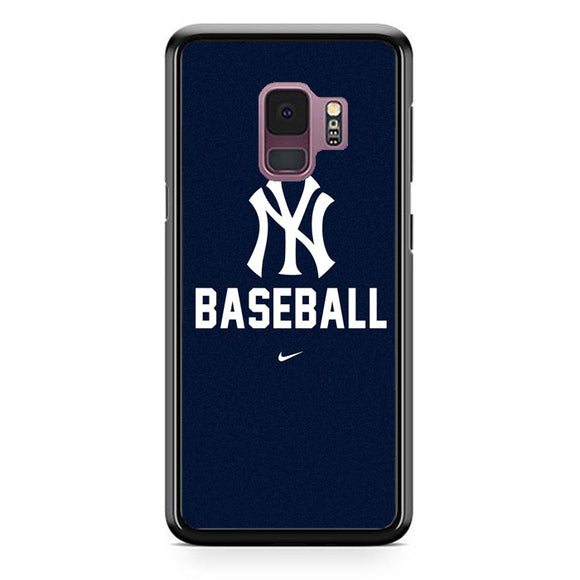 New York Yankees Baseball Samsung Galaxy S9 Case | Frostedcase