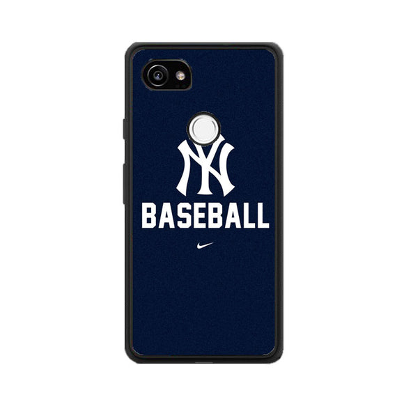 New York Yankees Baseball Google Pixel 2 XL Case | Frostedcase