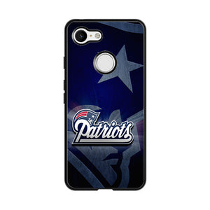 New England Patriots Google Pixel 3 Case | Frostedcase