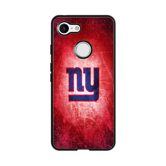 New York Giants Logo Google Pixel 3 Case | Frostedcase