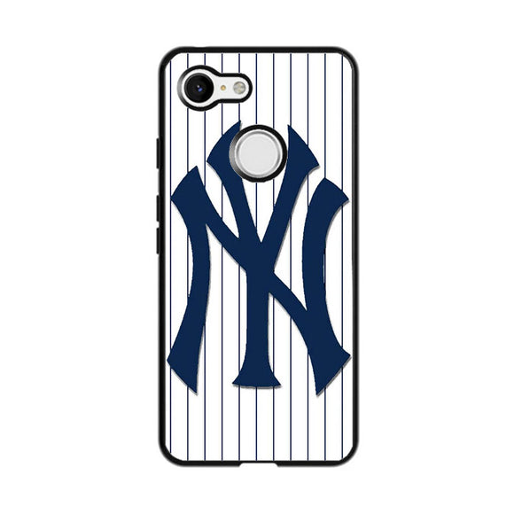 New York Yankees Baseball Jersey Google Pixel 3 Case | Frostedcase