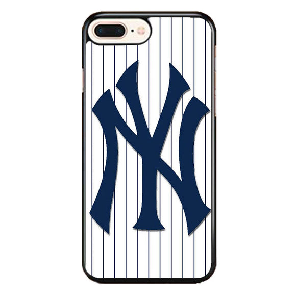 New York Yankees Baseball Jersey iPhone 8 Plus Case | Frostedcase