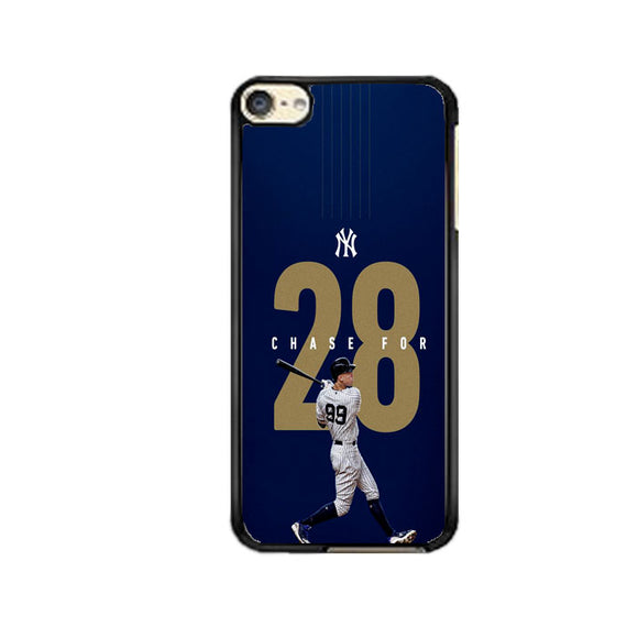 New York Yankees Chase For 28 iPod 6 Case | Frostedcase