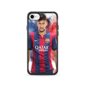 Neymar Jr iPhone 8 Case | Frostedcase