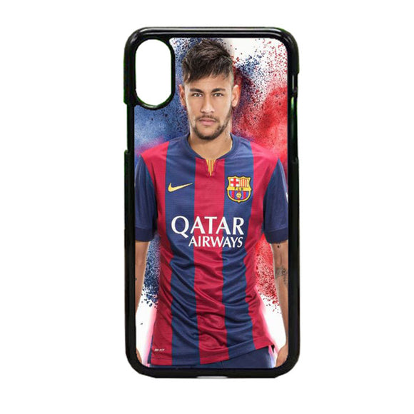 Neymar Jr iPhone X Case | Frostedcase
