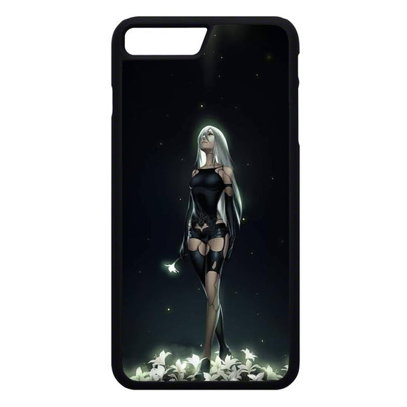 Nier Automata Lunar Tear iPhone 7 Plus Case | Frostedcase