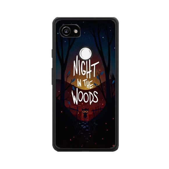 Night In The Woods Cover Google Pixel 2 Case | Frostedcase