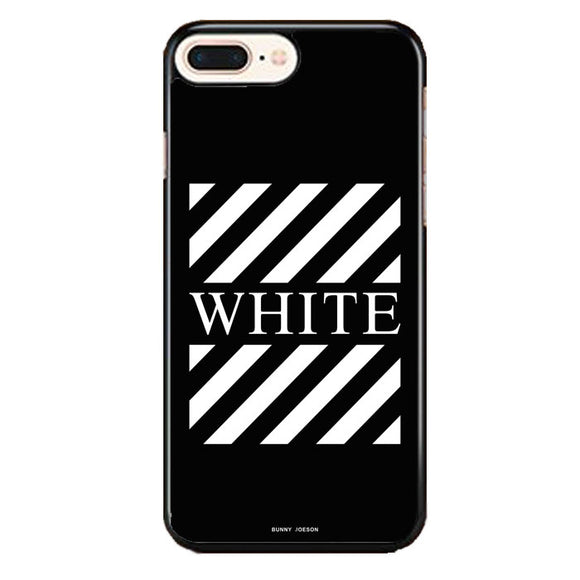 Off White Bunny Joeson iPhone 8 Plus Case | Frostedcase