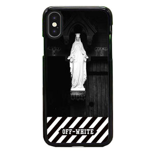finest selection 9ed05 6f794 Off-White iPhone X Case | Frostedcase