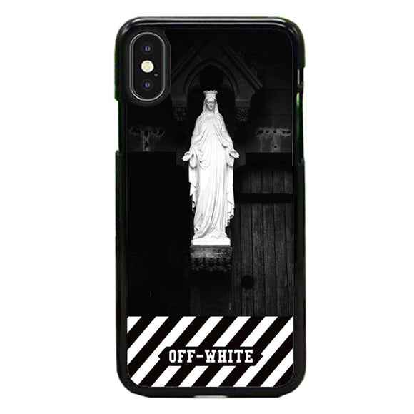 Off-White iPhone X Case | Frostedcase