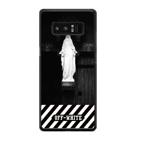 Off-White Samsung Galaxy Note 8 Case | Frostedcase