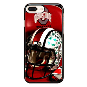 size 40 a6253 1e09e Ohio State Watch Buckeyes Fossil Mens iPhone 8 Plus Case | Frostedcase