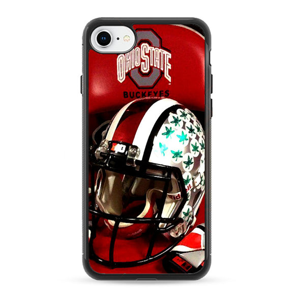 Ohio State Watch Buckeyes Fossil Mens iPhone 8 Case | Frostedcase
