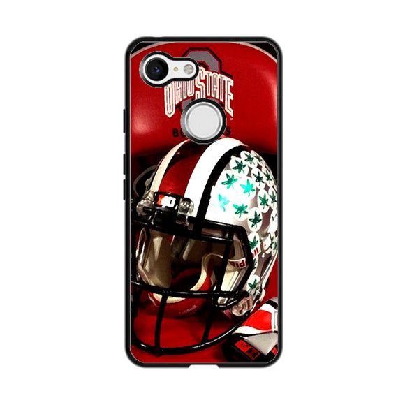 Ohio State Watch Buckeyes Fossil Mens Google Pixel 3 XL Case | Frostedcase