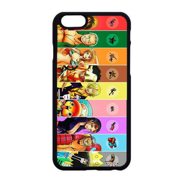 One Piece Anime iPhone 6|6S Case | Frostedcase