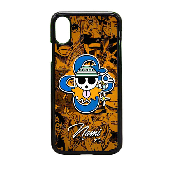 One Piece Nami iPhone X Case | Frostedcase
