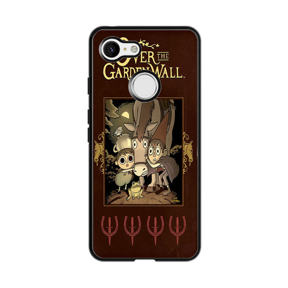Over The Garden Wall Tome Of The Unknown 2 Google Pixel 3 Case | Frostedcase