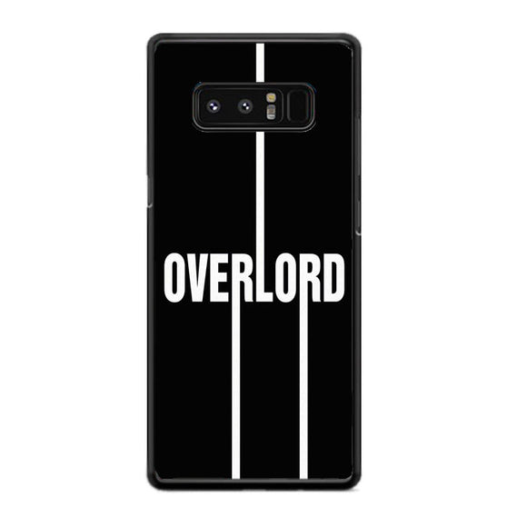 Overlord Movie Poster Samsung Galaxy Note 8 Case | Frostedcase