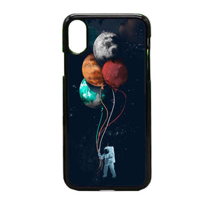 Papel De Parede Para Celular Planetas iPhone X Case | Frostedcase