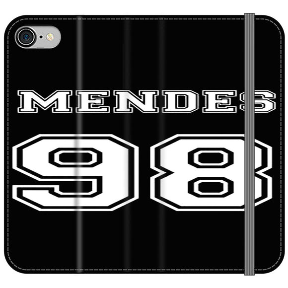 Parede Shawn Mendes iPhone 8 Flip Case | Frostedcase