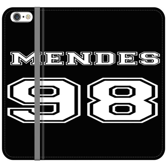 Parede Shawn Mendes iPhone 6 Plus|6S Plus Flip Case | Frostedcase
