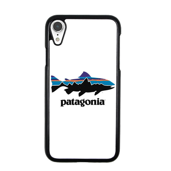 Patagonia Fish Logo iPhone XR Case | Frostedcase
