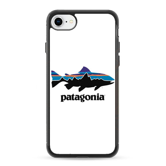 Patagonia Fish Logo iPhone 8 Case | Frostedcase