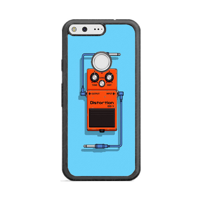 Pedal Effect For Guitar Distortion Google Pixel XL Case | Frostedcase
