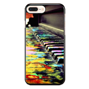 Piano Art iPhone 8 Plus Case | Frostedcase