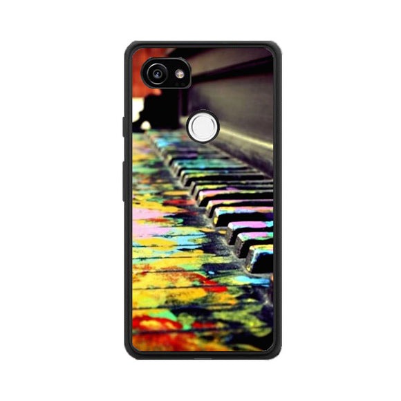 Piano Art Google Pixel 2 Case | Frostedcase
