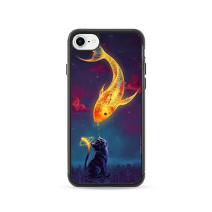 Pisces iPhone 8 Case | Frostedcase