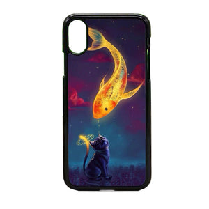 Pisces iPhone X Case | Frostedcase