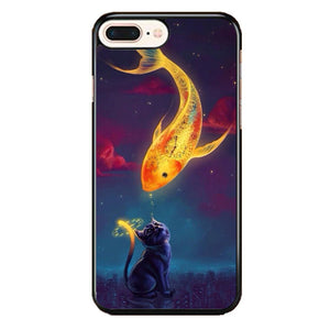 Pisces iPhone 8 Plus Case | Frostedcase