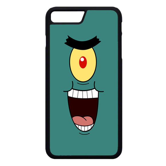 Plankton Face iPhone 7 Plus Case | Frostedcase