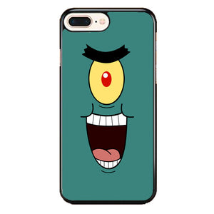 Plankton Face iPhone 8 Plus Case | Frostedcase