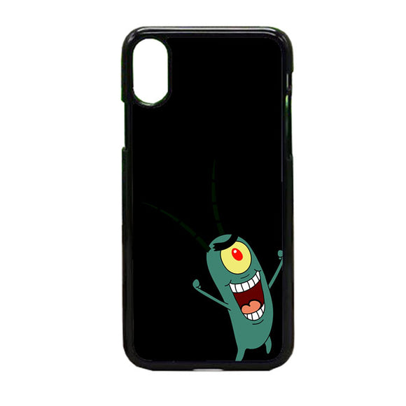 Plankton iPhone X Case | Frostedcase