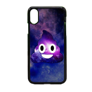 Poop Emoji iPhone X Case | Frostedcase