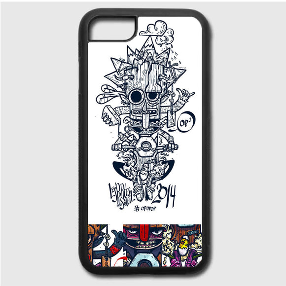 Pop Bikers iPhone 7 Case | Frostedcase