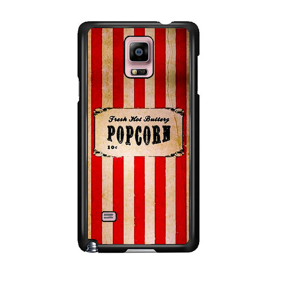 Popcorn Blazer Circus Packing Samsung Galaxy Note 4 Case | Frostedcase