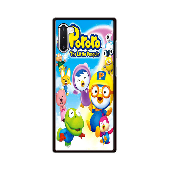 Pororo The Little Penguin Samsung Galaxy Note 10 Case | Frostedcase