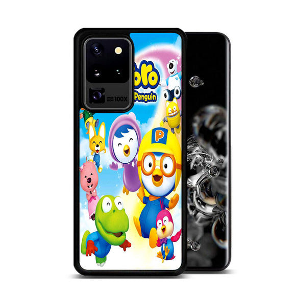 Pororo The Little Penguin Samsung Galaxy S20 Ultra Case | Frostedcase