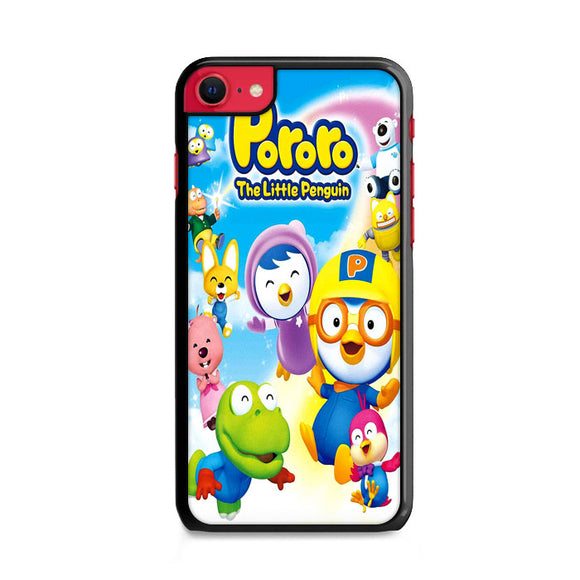 Pororo The Little Penguin iPhone SE Case | Frostedcase