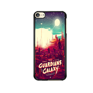 new arrival 62e99 7ee35 Poster Posse Guardians Of The Galaxy iPod 6 Case | Frostedcase
