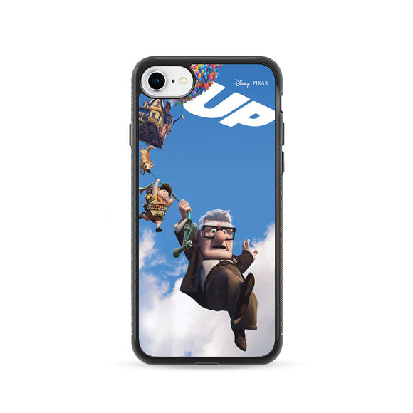 Poster Up Run iPhone 8 Case | Frostedcase