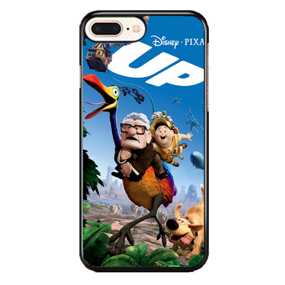 Poster Up Run iPhone 8 Plus Case | Frostedcase